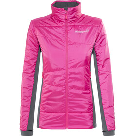 Norrøna W's Falketind PrimaLoft60 Jacket Grafitti Pink